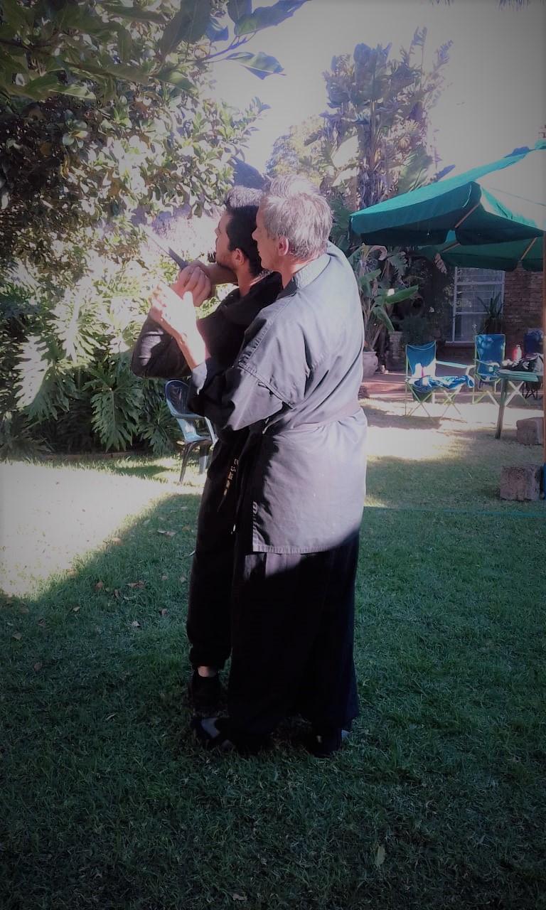 2de selfverdediging kursus in Wes Rand ook 'n sukses