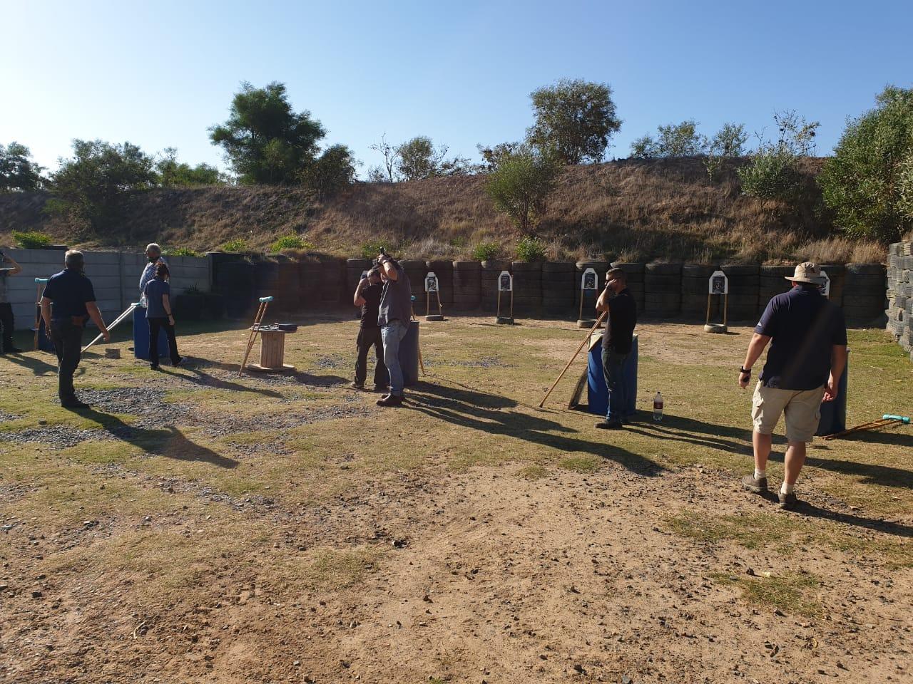 Reaksie Eenheid wapen opleiding  – Wes Kaap