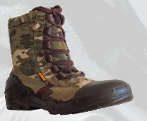 Boots – Strident Camo