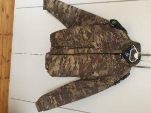 Padded Bunny Jacket – Recon Camo
