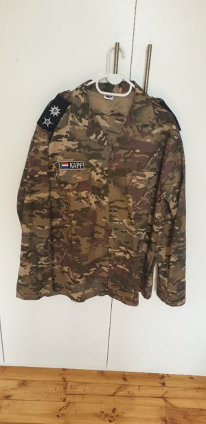Shirt Long Sleeve – Recon Camo