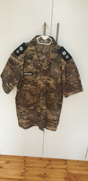 Shirt Short Sleeve – Recon Camo