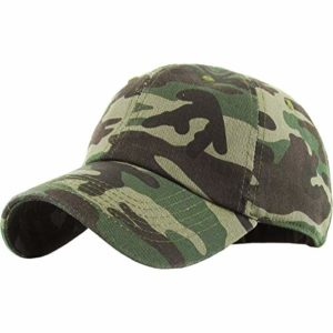 Base Ball Cap – Recon Camo