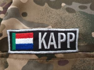 Name patch for uniform