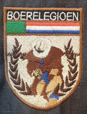 BL emblem embroider