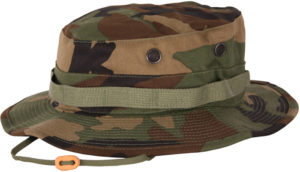 Bush Hat – Recon Camo