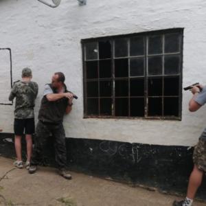Regiment Andries Pretorius opleiding en gemeenskapdiens.