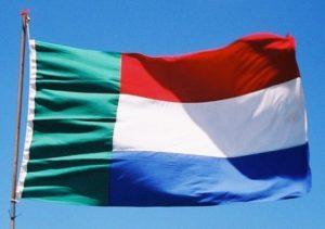 Vierkleur Vlag