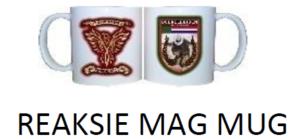 Reaksie Mag Mug