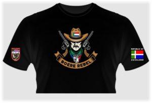 Boere Rebel T-Shirt