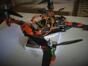 3d printed drone frame
