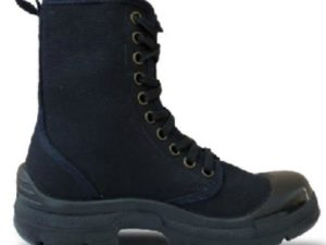 Basic Canvas boot – black