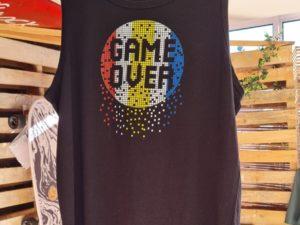 Game Over Vest