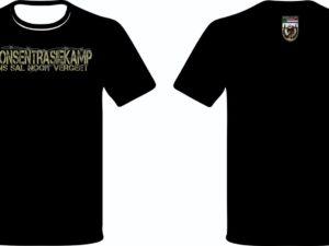 Konsentrasiekamp T-Shirt