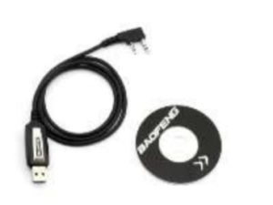 UV9 programming cable