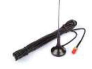 Magnetic mount car antenna